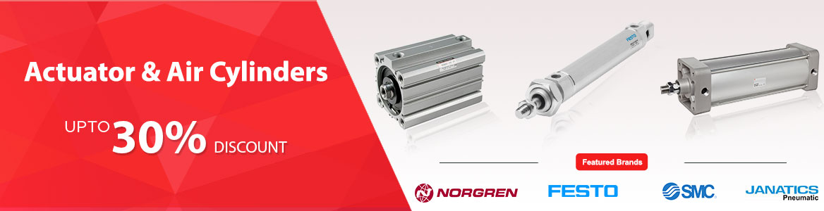 Actuators & Air Cylinders