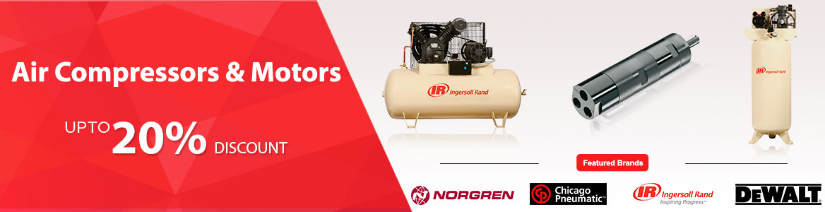 Air Compressors & Motors