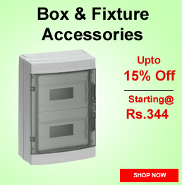 Box & Fixture Accessories