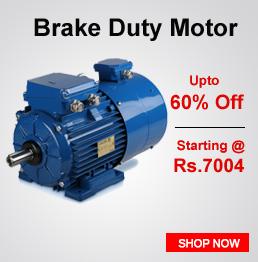 Brake Duty Motor