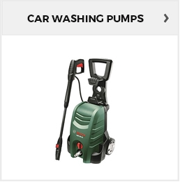 Car Washing Pumps