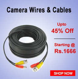 Camera Wires & Cables