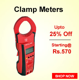Clamp Meters & Probes