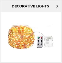 Decorative & Tower Lights