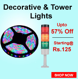 Decorative & Tower Lights