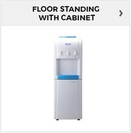 Floor Standing With Cabinet