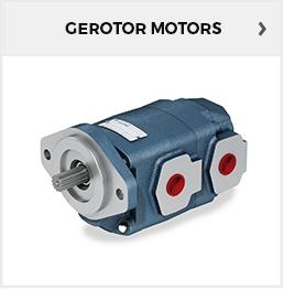 Gerotor Motors