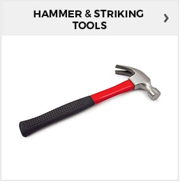 Hammers & Striking Tools