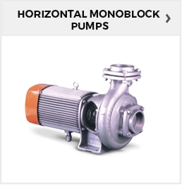 Horizontal Monoblock Pumps
