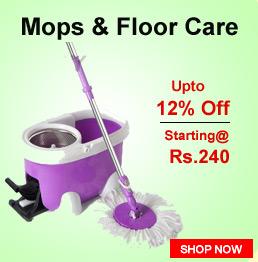 Mops & Floor Care