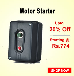 Motor Starters & Pump Controllers