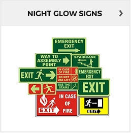 Night Glow Signs