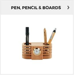 Pens, Pencils & Boards