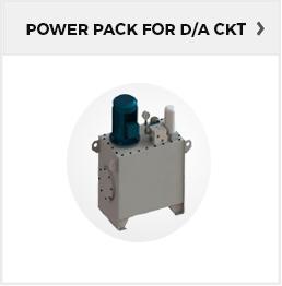 Power Pack For D/A CKT