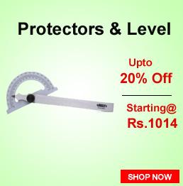 Protractors & Levels