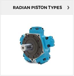 Radial Piston Types
