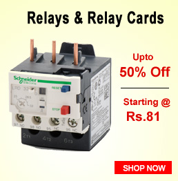 Relays & Relay Cards