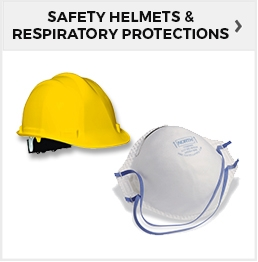 Safety Helmets & Respiratory Protection