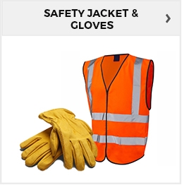 Safety Jackets & Hand Gloves