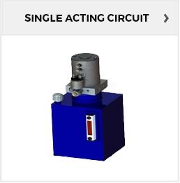 Single Acting Circuit