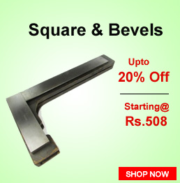 Squares & Bevels