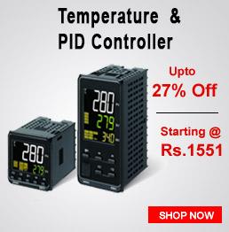 Temperature & PID Controllers