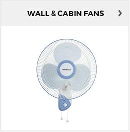 Wall & Cabin Fans