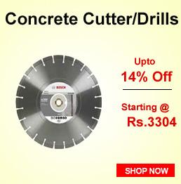 Concrete Cutter/Drills
