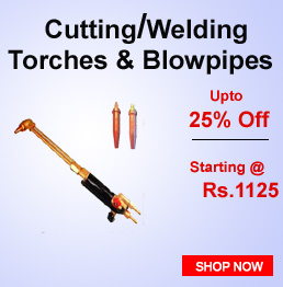 Cutting/Welding Torches & Blow Pipes