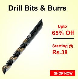 Drill Bits & Burrs