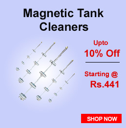 Magnetic Tank Cleaners