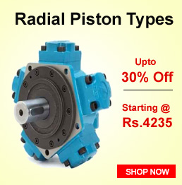 Radial Piston Types