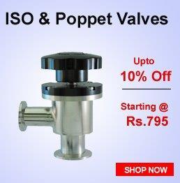 ISO & Poppet Valves