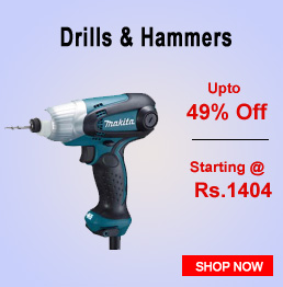 Drills & Hammers