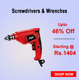 Screwdrivers & Wrenches