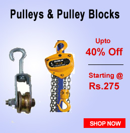 Pulleys & Pulley Blocks
