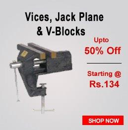 Vices, Jack Plane & V Blocks