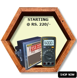 Multimeters & Process Monitors