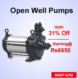 Open Well Pumps
