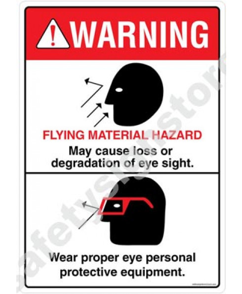 3M Converter 210X297 mm Danger Sign-DS425-A4V-01