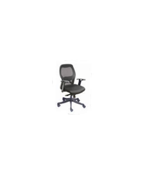 GEEKEN Swivel Tilt Medium Back Chair-GA-502C