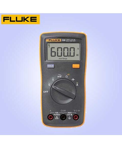 Fluke Palm-sized Digital LCD Multimeter-106