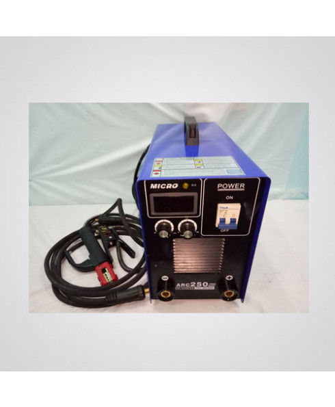 Micro Single Phase 250Amp MMA Inverter-ARC 250