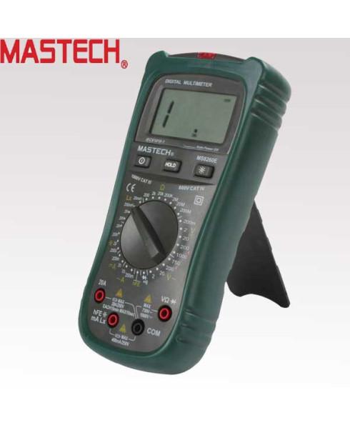 Mastech Digital LCD Multimeter - MS 8260 E