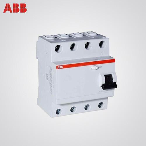 ABB 4 Pole 125A RCCB-2CSF204001R3950