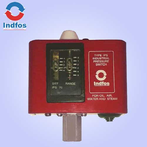 Buy Indfos Pressure Switch 0 70 Psi Ips 70 Industrykart Com
