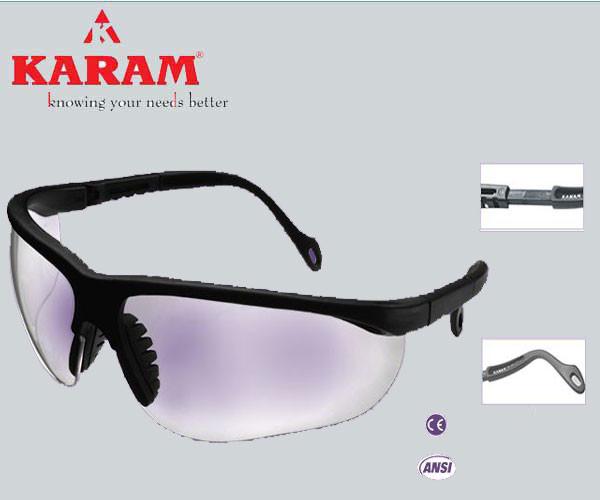 52b8389ecf Karam Executive s Choice white Safety Goggle-ES 005
