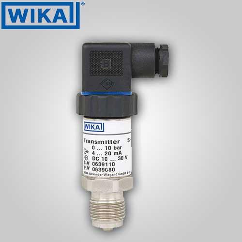 1 bar S-20 Pressure Transmitter WIKA 48663010