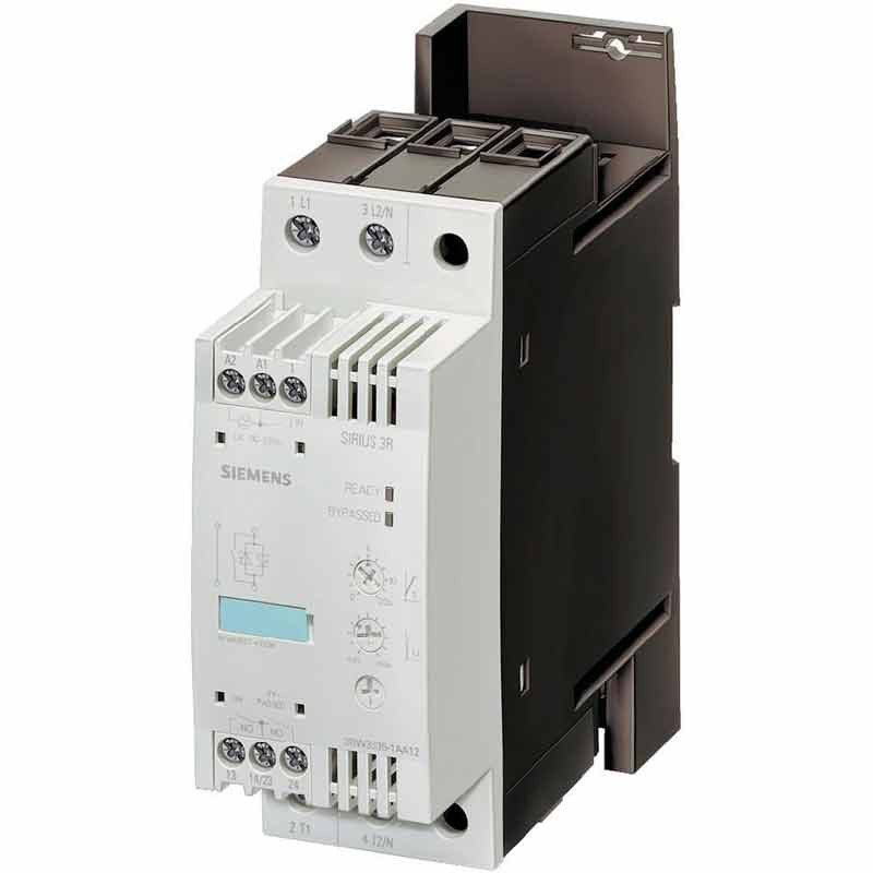 buy siemens 37 kw 415 v digital soft starter 3te04 95 2a