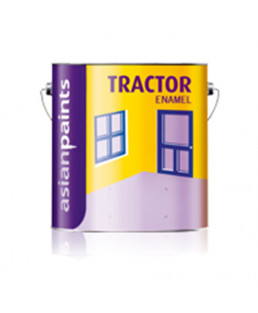 Asian Paints Tractor Enamel-White-1 Ltr.
